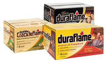 Case of duraflame® Firelogs