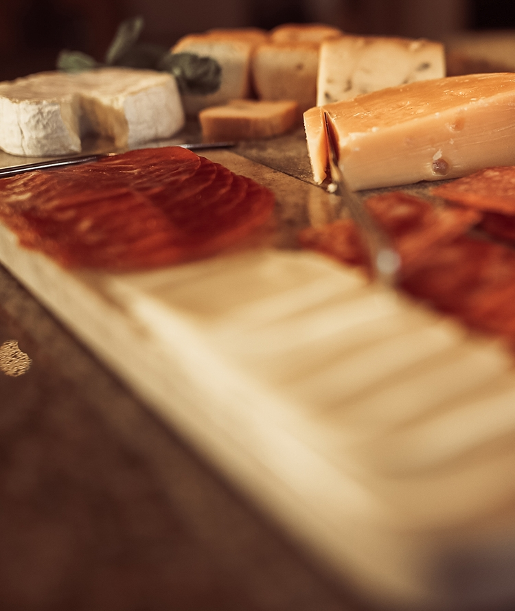 The Most Epic Charcuterie and Cheese Board