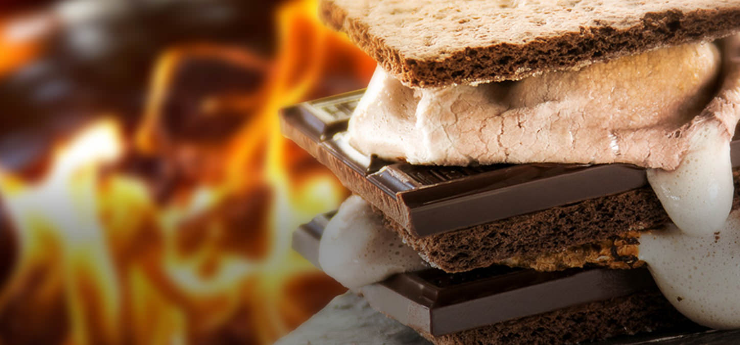 Duraflame Chocolate Bomb S'mores