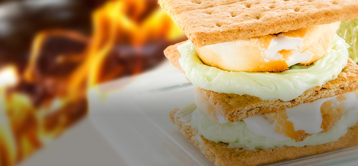 Key Lime Pie S'mores by duraflame