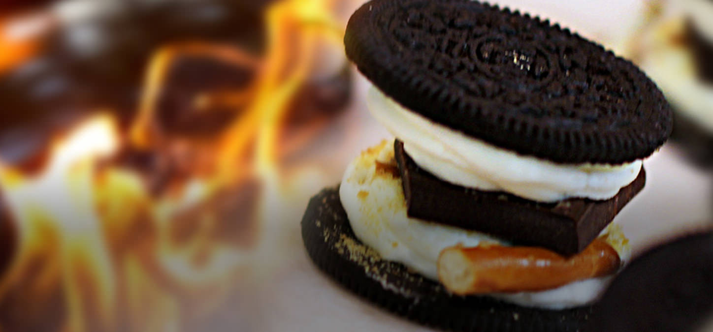 S'moreo Recipe by duraflame