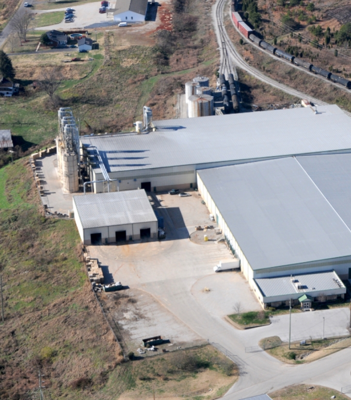 Construction of New Eastern Facility in Kentucky