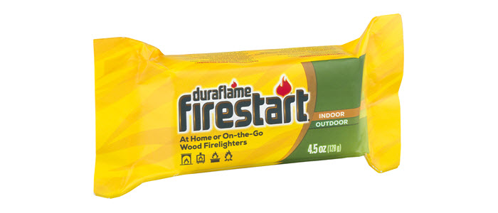 FIRESTART® INDOOR/OUTDOOR single FIRELIGHTER Packaging