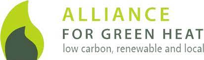 The Alliance for Green Heat logo